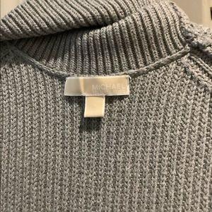 A Gray Michael Kors Sweater/Turtleneck